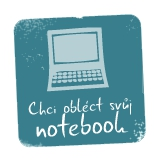 chci oblact svuj notebook