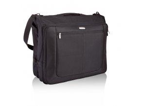 Travelite Mobile Garment Bag Business Black  + PowerBanka nebo pouzdro zdarma