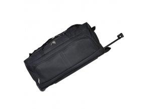 """Cestovní taška na kolečkách CITIES T-602/30"""" - černá"""