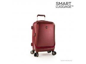 Heys Portal Smart S Burgundy  + PowerBanka nebo pouzdro zdarma