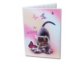 Desky na abecedu Kitty