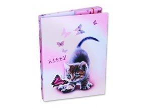 Školní box A4 Kitty