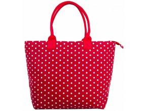 Dámská taška JAZZI 3152 - červená