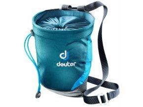 Deuter  Gravity Chalk Bag II M Denim-titan - Pytlík