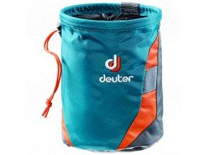 Deuter  Gravity Chalk Bag I L Petrol-granite - Pytlík